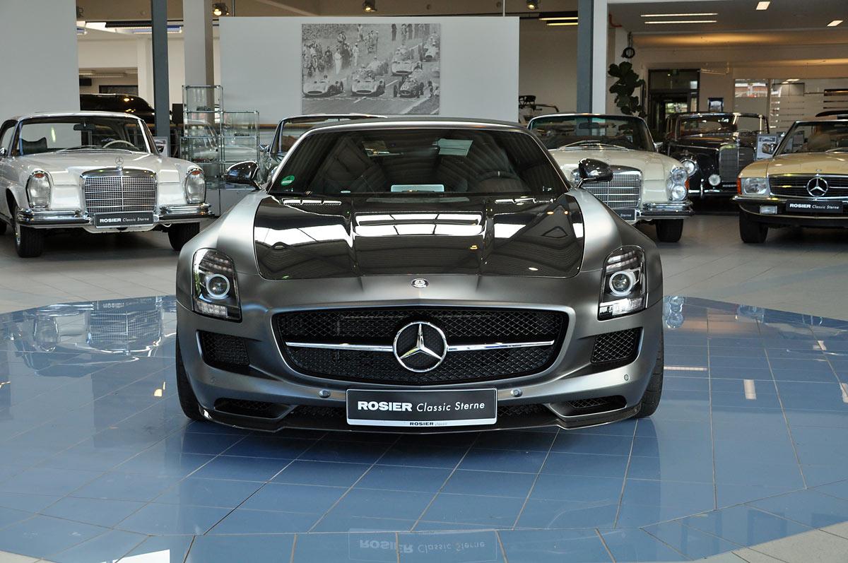 Mercedes benz sls amg gt roadster final ed classic sterne for Mercedes benz sls amg gt