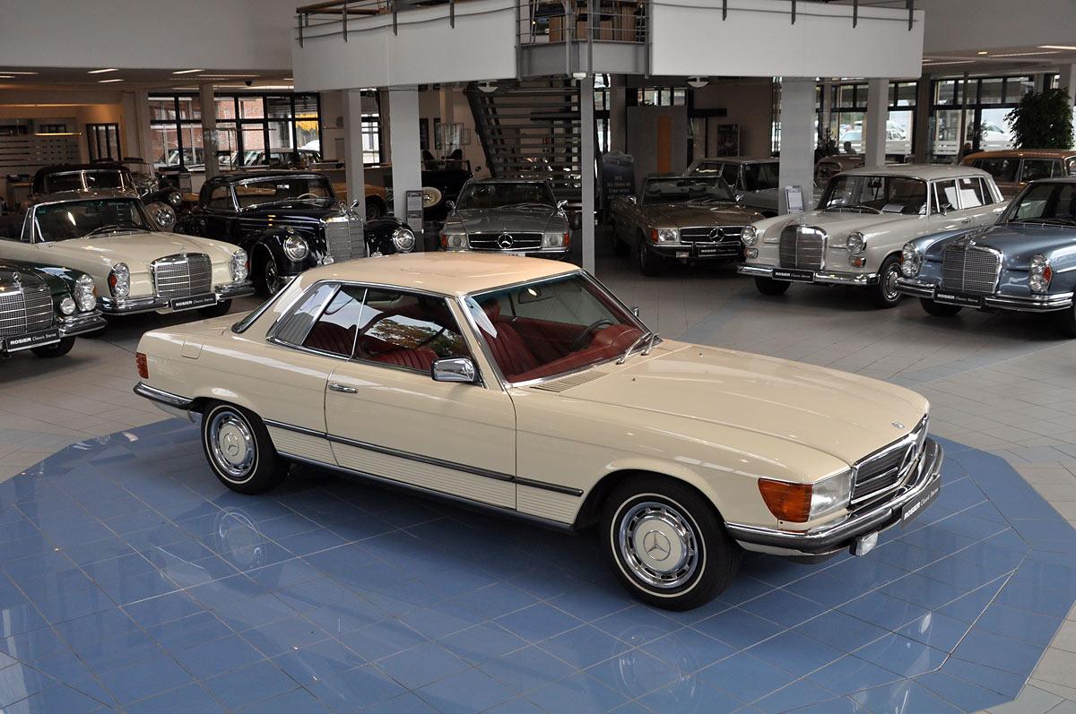 Mercedes benz 450 slc c107 classic sterne for Mercedes benz 450 slc